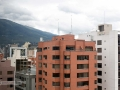 View from Hotel Akros - Quito, Ecuador