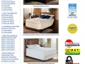 Online Mattress Store Website
