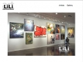 Contemporary Gallery Website