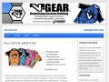Custom Cycling Clothing Responsive Wordpress Website