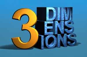 Three Dimensional - 3D, Photoshop and Autodesk 3Ds Max Design