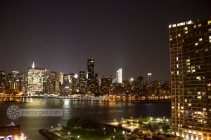 Long Island City, Queens view of Manhattan, Photography